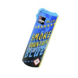 Smoke fountain (голубой)
